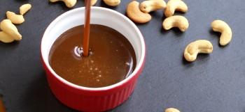 Coconut caramel