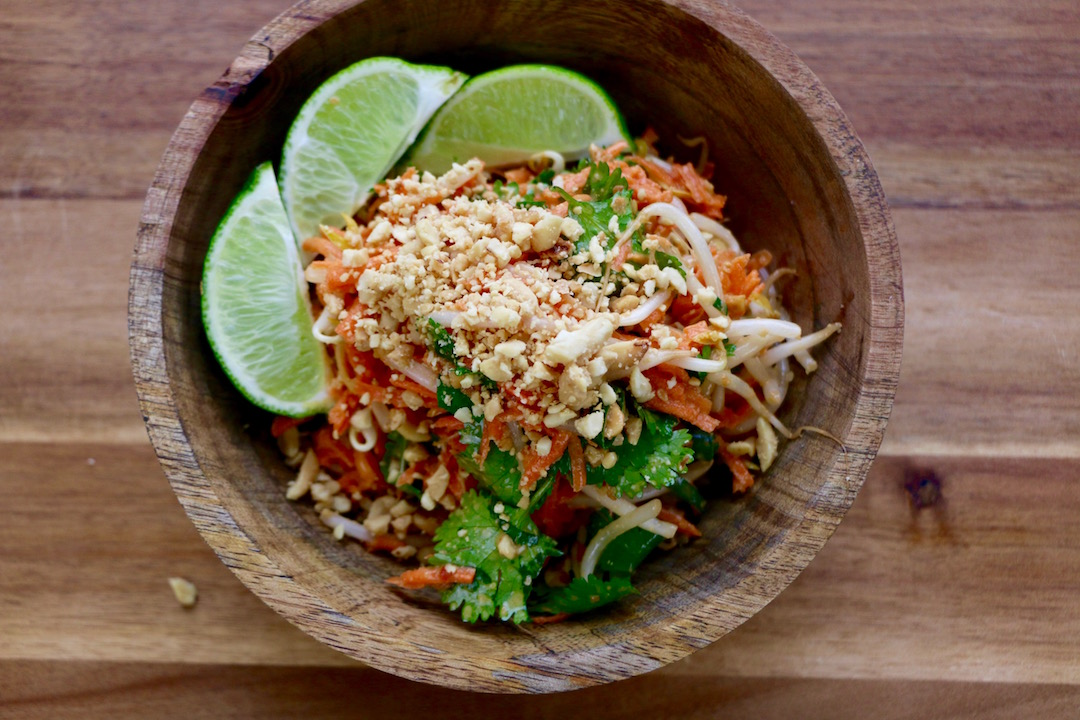 Thai salad the buddhist chef recipe image cover forumfinder Image collections