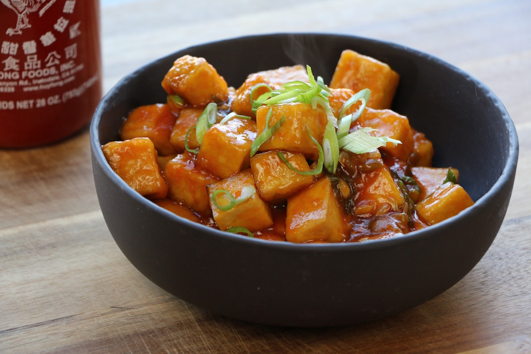 Tofu g n ral tao la cuisine de jean philippe for Cuisine jean philippe