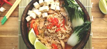 Thai Red Curry Ramen